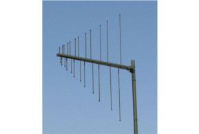 100 - 500 MHz Log Periodic Dipole Array