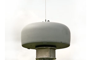 Rugged Wideband Direction Finding antenna