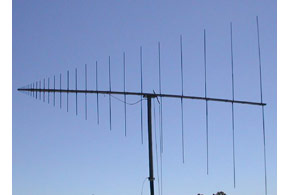 Wideband Directional LPDA