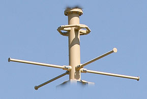 Horizontally Polarised Omni Monitoring Antenna