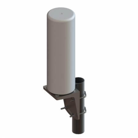 Compact Monitoring Antenna